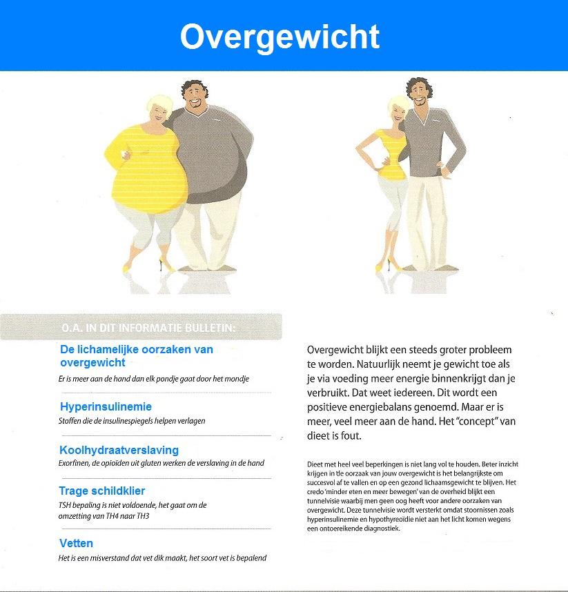 Santé Healthcare - overgewicht